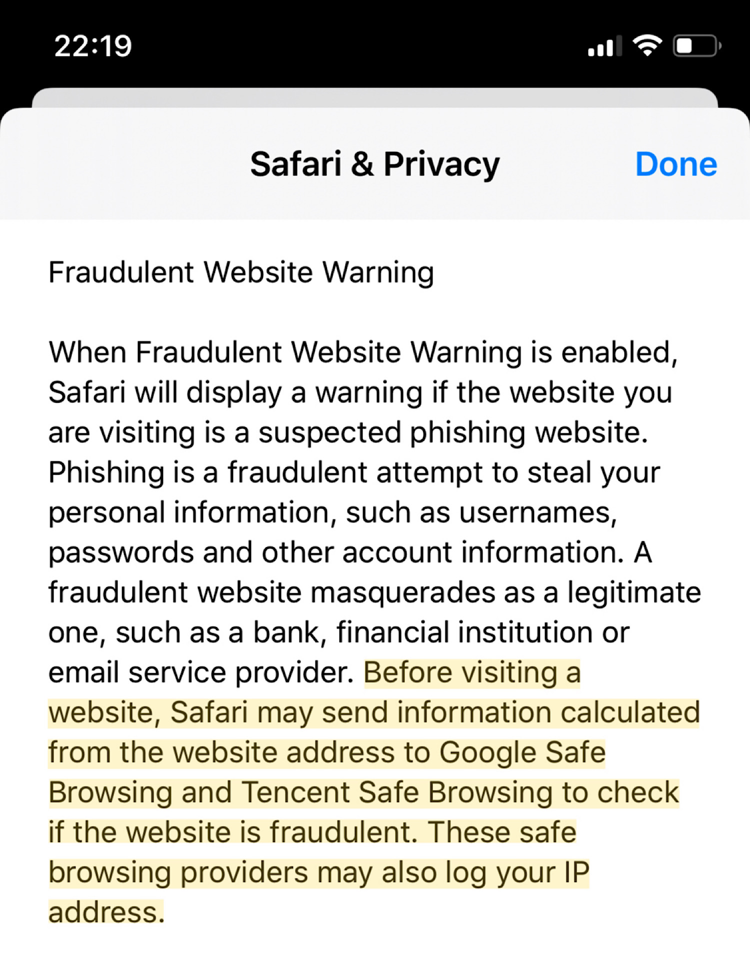 How safe is Apple's Safe Browsing?